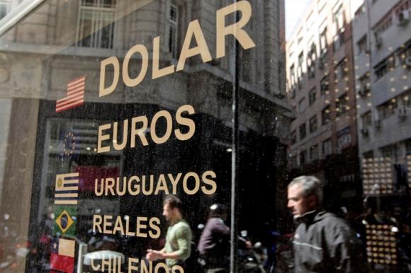 El dólar en Argentina subió nuevamente. Foto: La Nación | GDA