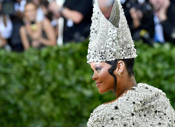 Rihanna. Foto: AFP