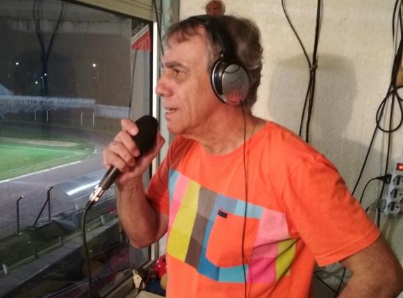 Daniel López Moroy. Saldrá desde Rusia con dos emisiones diarias a las 8.00 y a las 12.00, del 14 de junio al 15 de julio, hasta el final del torneo.