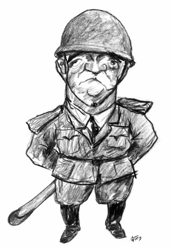Resultado de imagen para caricaturas del guapo larrañaga