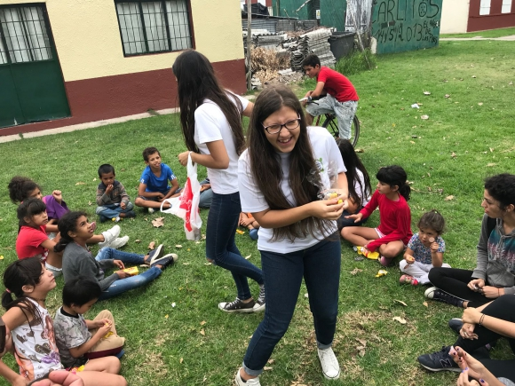 Brazo Solidario busca fomentar la empatía y la solidaridad en la ciudadanía. Foto: involucrate.com.uy