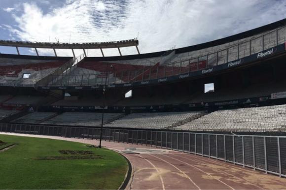 Estadio de River Plate (Argentina). Foto: lapaginamillonaria.com