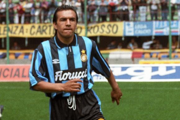 Ruben Sosa en el Inter
