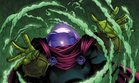 Mysterio, un nuevo villano de Spider-Man en el cine
