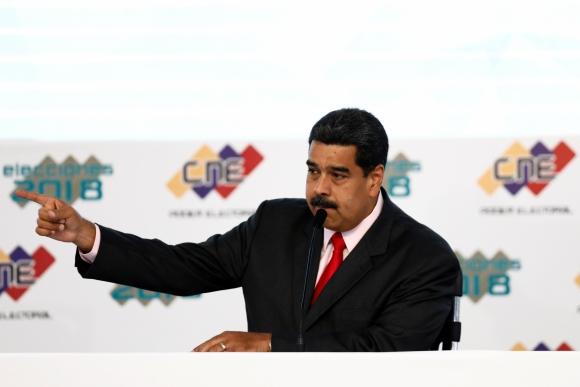 Maduro anuncia la expulsión de los funcionarios de EE.UU. Foto: Reuters