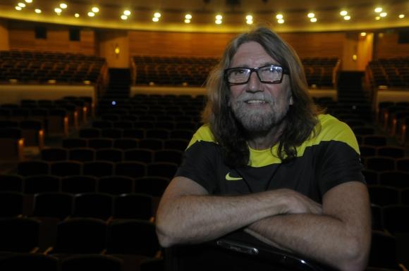 Luis Trochón es uno de sus maestros y referentes