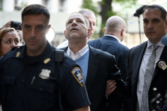 Harvey Weinstein. Foto: AFP