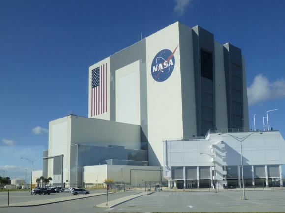 Edificio de la NASA. Foto: Flickr