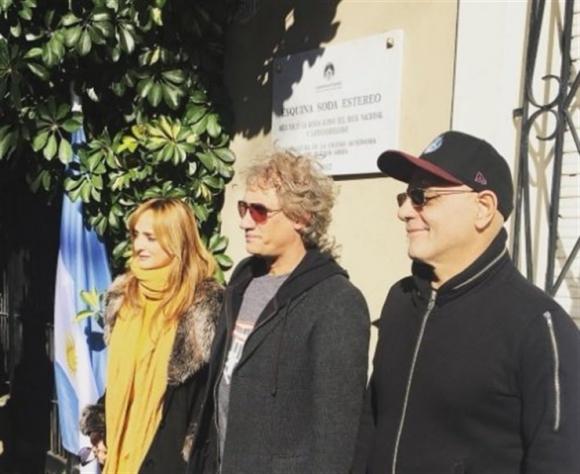 Homenaje a Soda Stereo. Foto: La Nación | GDA