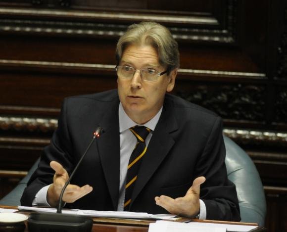 Ope Pasquet: diputado del Partido Colorado. Foto: archivo El País.