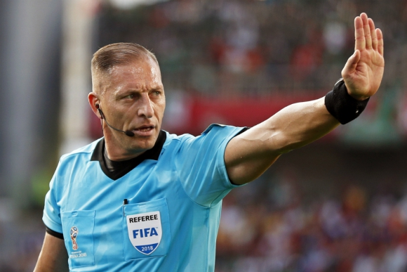 Resultado de imagen de arbitro argentino