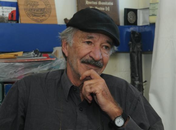 Director del Instituto de Ecología y Ciencias Ambientales Daniel Panario. Foto: archivo El País.