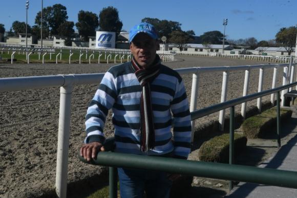 Jockey: Wilson Rodríguez. Foto: Francisco Flores