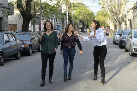 Camila Cibils, Cecilia Olivera y Paula Echevarría están llegando para darle un nuevo aire a las tardes de La Tele