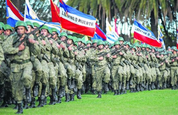 Resultado de imagen para ley organica militar uruguaya
