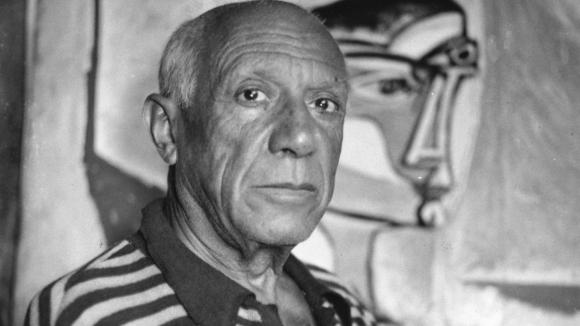 La obra de Pablo Picasso visitará Montevideo el año próximo. Foto: Archivo