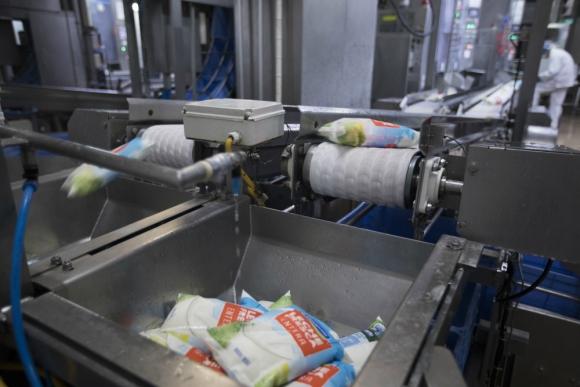Dura puja: el sindicato de la industria láctea analizará el viernes no hacer horas extras y se afectaría el suministro la próxima semana. Foto: Juan Capurro