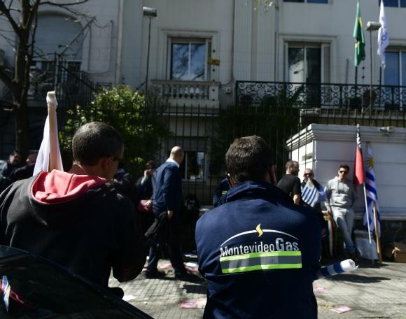 Montevideogas: el sindicato dice que la empresa perdió 600 usuarios en el último año y le pide soluciones al Estado. Foto: Fernando Ponzetto.