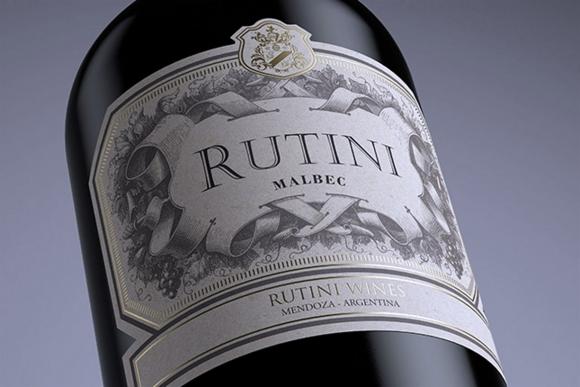 """Rutini. Tiene gran similitud gráfica y fonética con la marca """"Antonio Rubini"""". Foto: La Nación / GDA"""