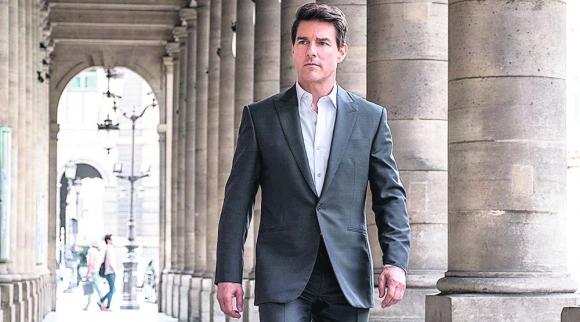 Tom Cruise en Misión Imposible: Repercusión