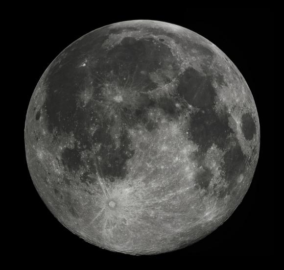 Luna. Foto: Wikipedia