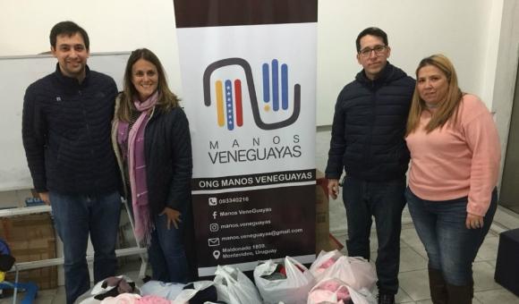 Como se dice abrigo en paraguay