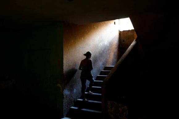 Apagones: ayer los servicios públicos colapsaron en Venezuela. Foto: Reuters