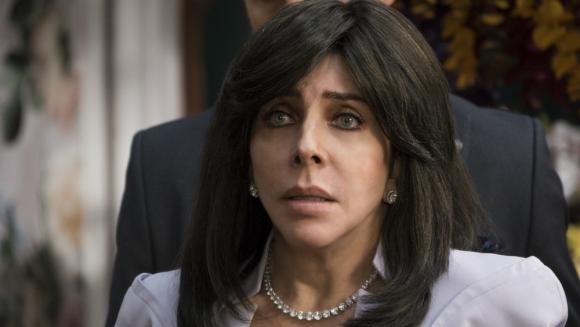 Verónica Castro. Foto: Javier Ávila/Netflix