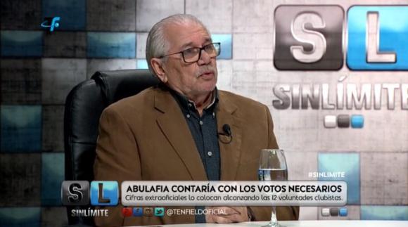Jorge Baillo en Sin límite