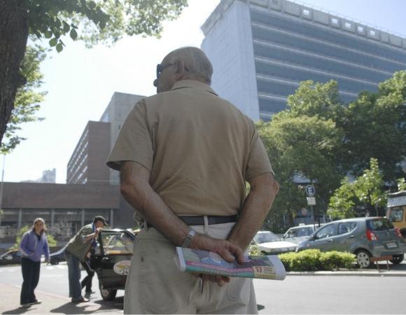 Envejecimiento. Uruguay ya es el 2° país más envejecido de la región y la proporción de adultos mayores sobre activos va en ascenso. Foto: archivo El País.