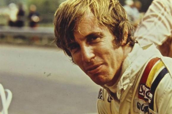 Brett Lunger, en 1976. Foto: Driving Line