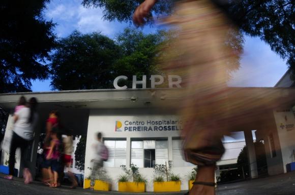 Hospital Pereira Rossell. Foto: archivo El País.