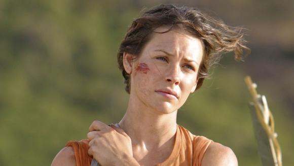 Evangeline Lilly en Lost
