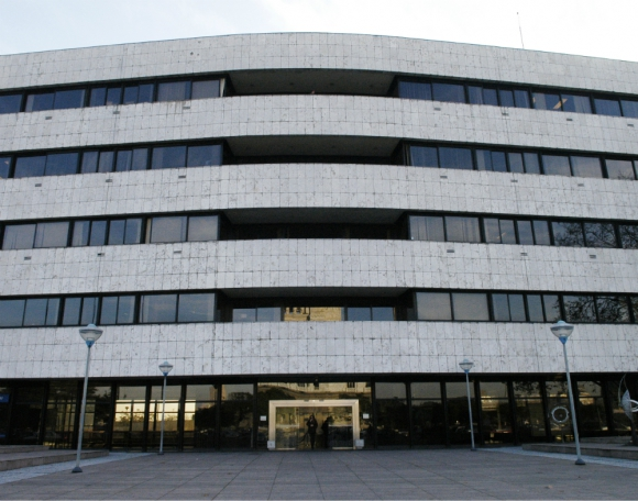 El anexo del Palacio Legislativo. Foto: archivo El País