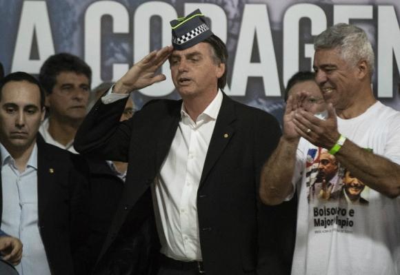 La ultraderecha en Brasil va con una fórmula militar - 06/08/2018 ...