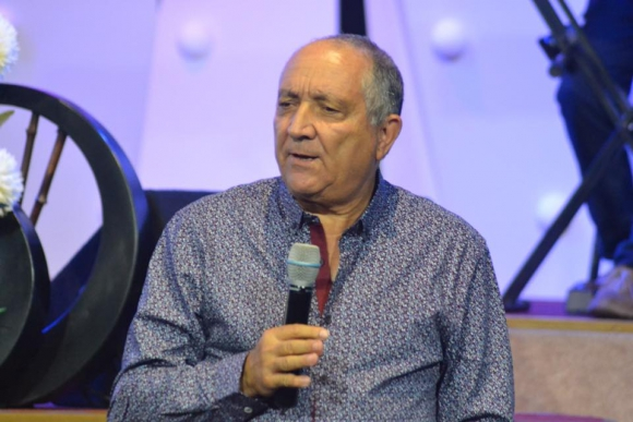 Pastor Jorge Márquez. Foto: Facebook Jorge Mázquez