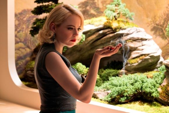 """Emma Stone en """"Maniac"""""""