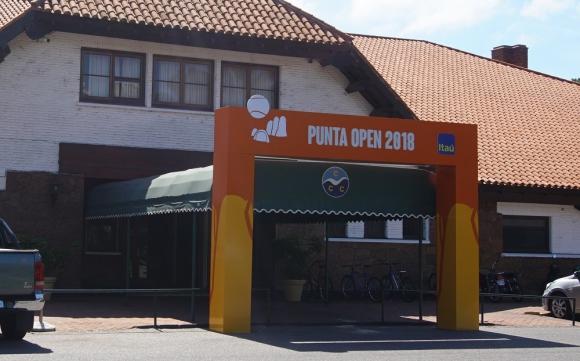 Canchas. El Punta Open será en el Cantegril Country Club. Foto: Ricardo Figueredo