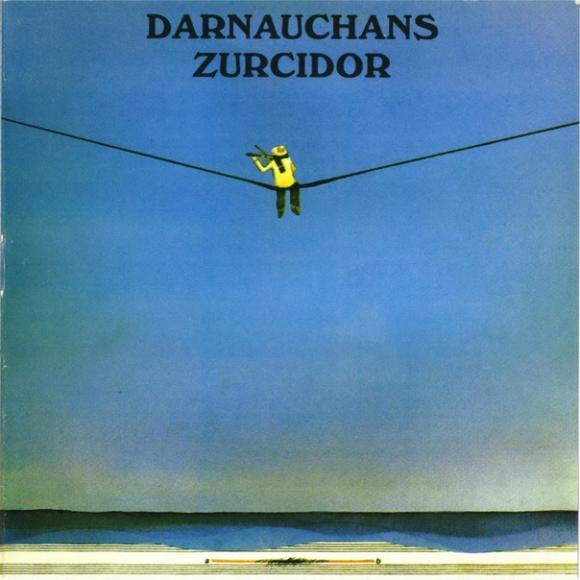 Tapa del disco Zurcidor de Eduardo Darnauchans