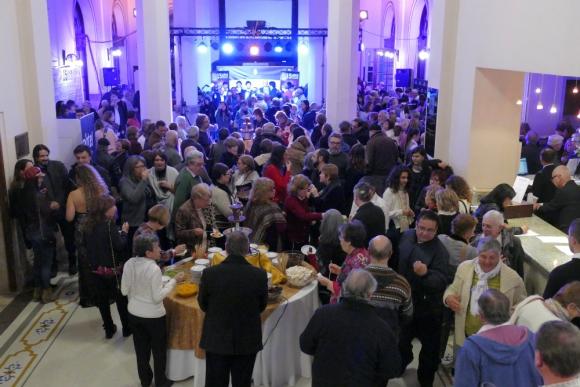 Nueva edición del Festival de cine de Piriápolis. Foto: Ricardo Figueredo