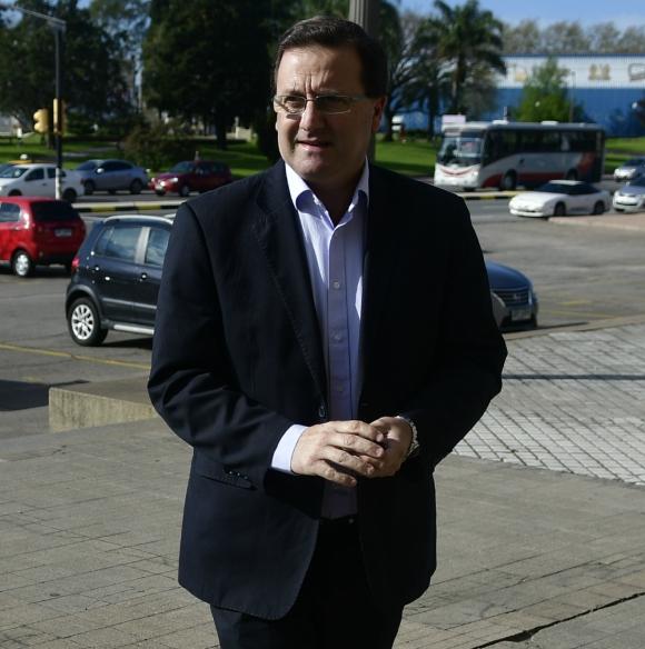 Leonardo De León: se tramita un juicio político en su contra en Diputados por el uso de tarjetas corporativas. Foto: Fernando Ponzetto