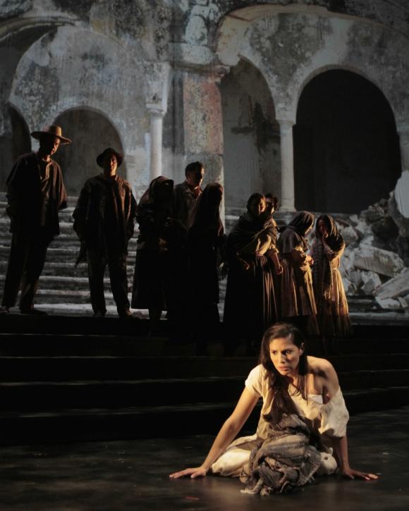 Dulce Rosa, una ópera basada en un cuento de Isabel Allende que se presentará por dos funciones en el Auditorio del Sodre
