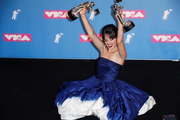 Mtv Video Music Awards. Foto: EFE