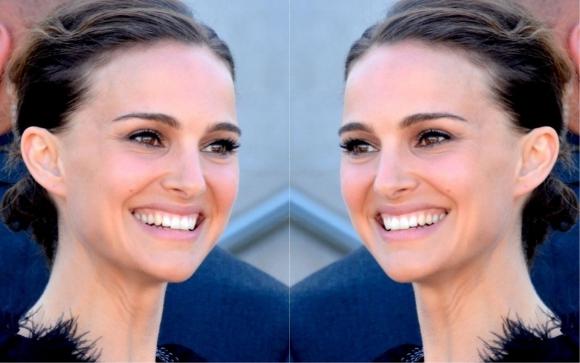Natalia Portman será dos gemelas