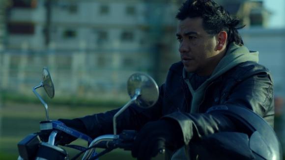 El actor tucumano Sergio Prina se llevó el premio a mejor actor. Foto: Difusión