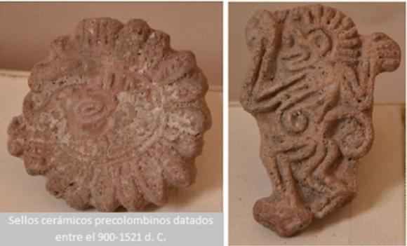 Piezas arqueológicas precolombinas. Foto: Twitter @AFIPcomunica