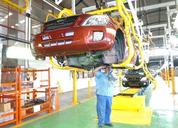 """Autopartes: el sector creció en exportaciones hacia Argentina respecto a 2017 pero hay """"alarma por la falta de renovación de negocios. Foto: archivo El País"""