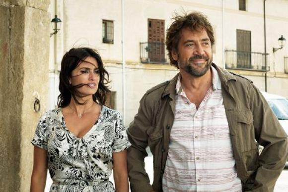 Penélope Cruz y Javier Bardem protagonizan la nueva película del premiado realizador . Foto: Difusión