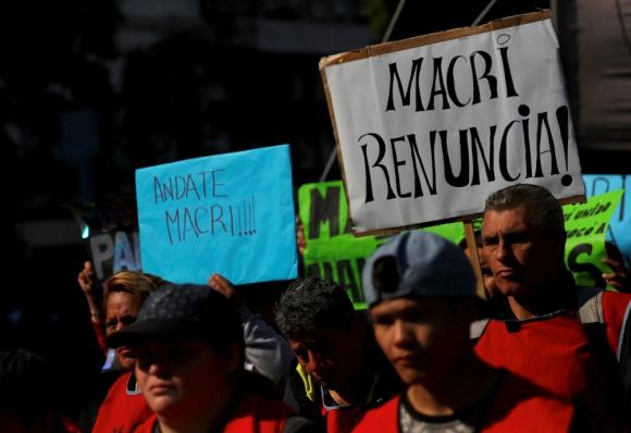 En Argentina el mercado de cambios se calmó en los últimos días. Foto: Reuters