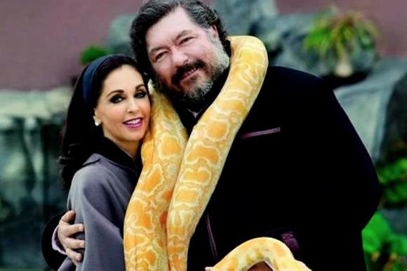 Jorge Hank, excéntrico y polémico dueño del grupo que tiene a Dorados, el equipo de Maradona